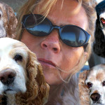 me and dogs close up 2
